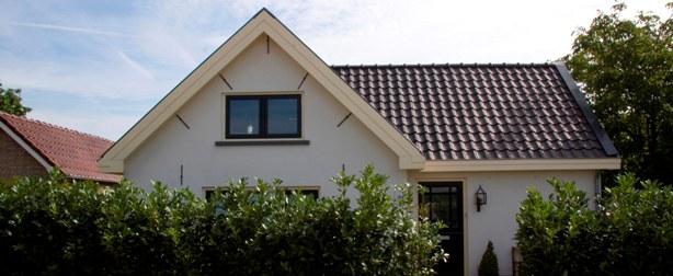 Voorbeeld uitbreiding woning te Zoelen