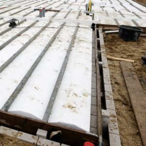 Met een PS isolatievloer vloer isoleren